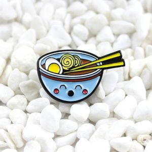 Jewelry - Mini Happy Ramen Enamel Pin